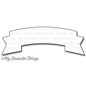 "My Favorite Things - Banner Greetings, 3.75""X1"""