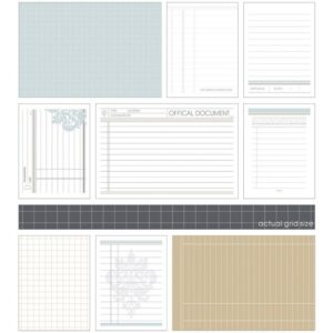 Essence East Coast - Foundation Grids & Ledgers - Cards
