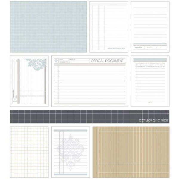 Essence East Coast - Foundation Grids & Ledgers - Cards