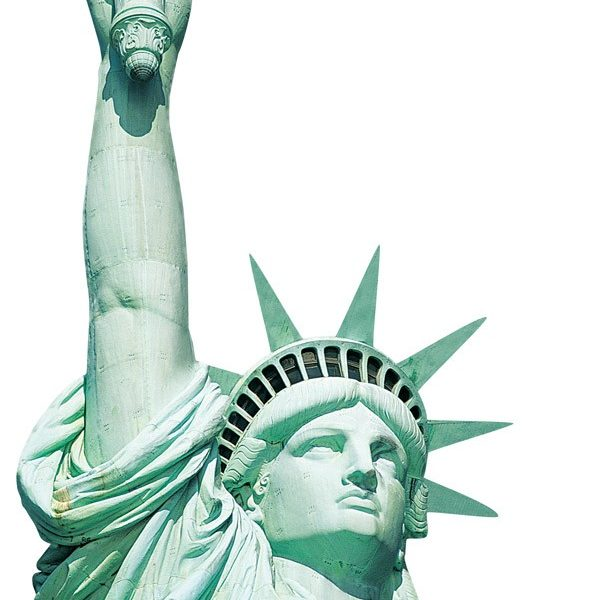 statue of liberty essay thesis