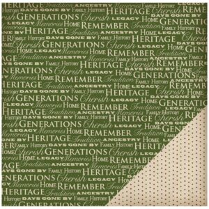Color of Memories - Heritage Phrases