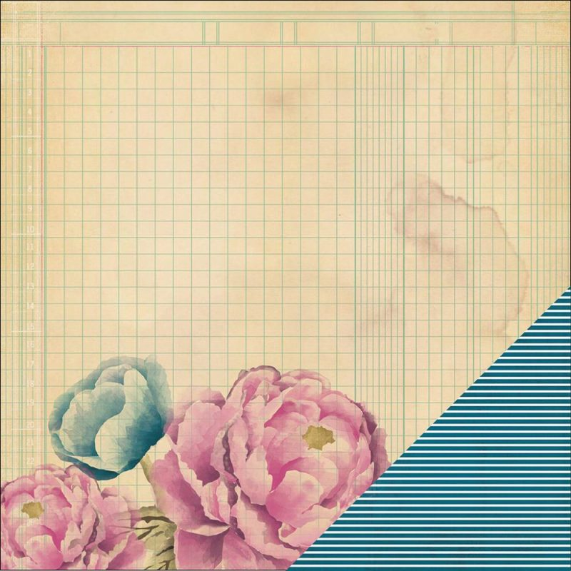 How to scrapbook pressed flowers - How To Scrapbook Pressed Flowers 33