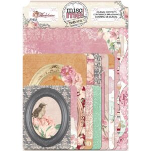 Misc Me - Madeleine - Journal Pack