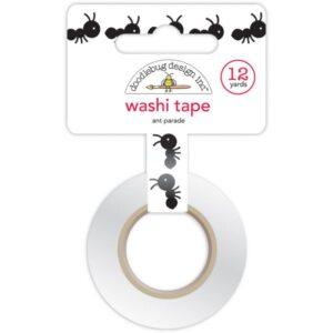 Ant Parade - Washi Tape