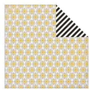 Beauty - Ornamental Scrolls/Diagonal Stripe