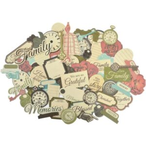 Generations - Collectables Cardstock Die-Cuts