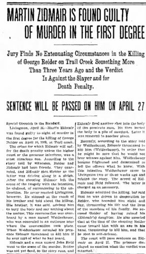 The Anaconda Standard, 17 Apr 1903, Fri, Page 1