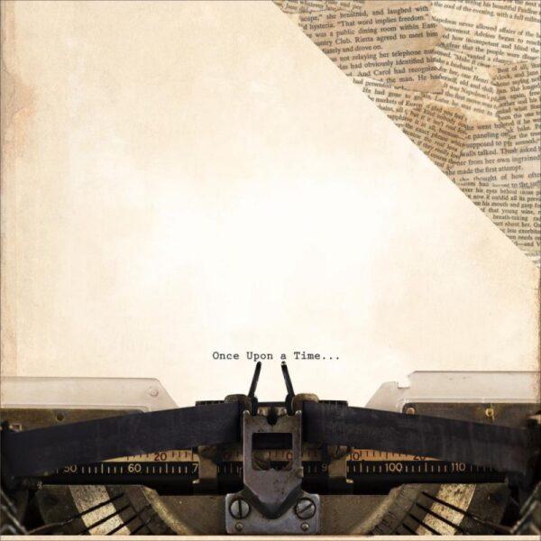 Story Book - Typewriter