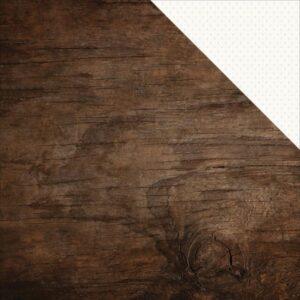 Sn@p! Basics Color Vibe - Walnut/Cream Dot