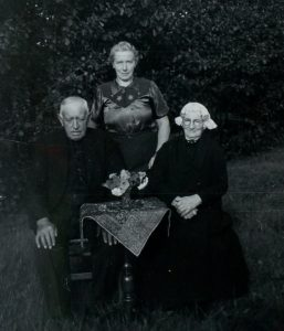 My Van Der Zwaag great-grandparents