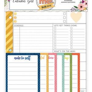 Calendar Girl - Dailies