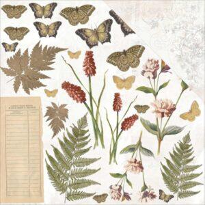 Vintage Artistry - Flora & Fauna