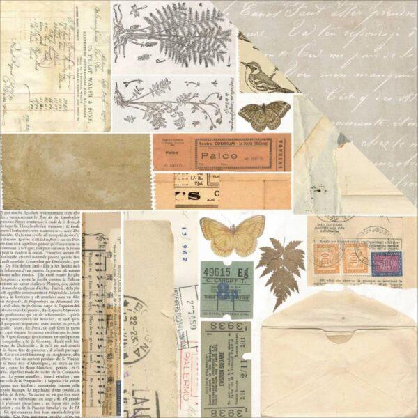 Vintage Artistry - Ephemera Cut Outs
