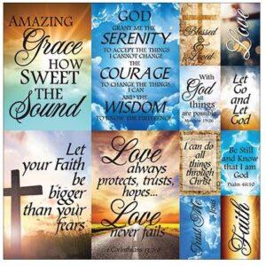 Devoted Faith - Sticker Sheet