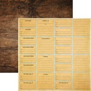 Family Tree Collection - Family Heritags