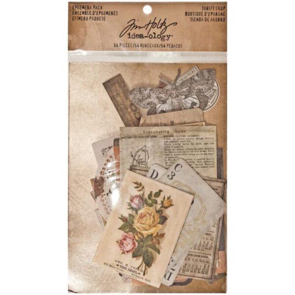Idea-Ology - Ephemera Pack