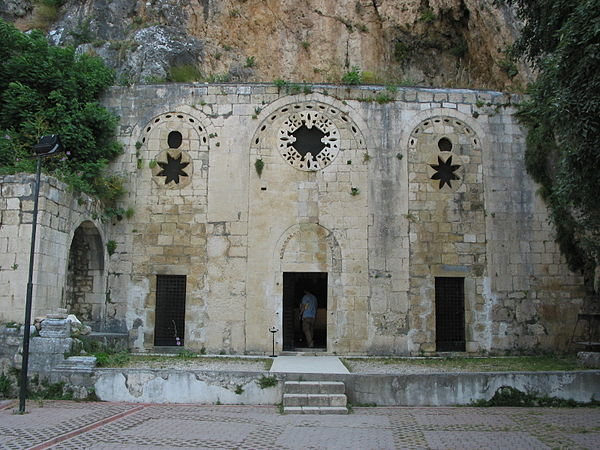 Church of St. Peter, Antioch (in Turkey)