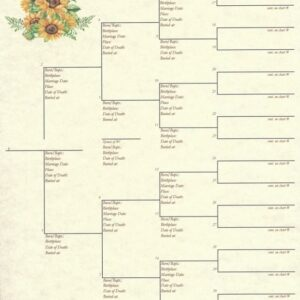 Family - Pedigree Chart 1