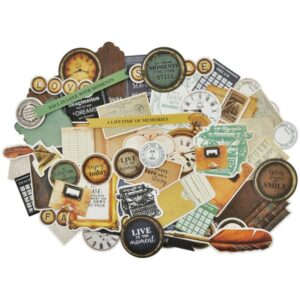 Story Book - Collectables Cardstock Die-Cuts