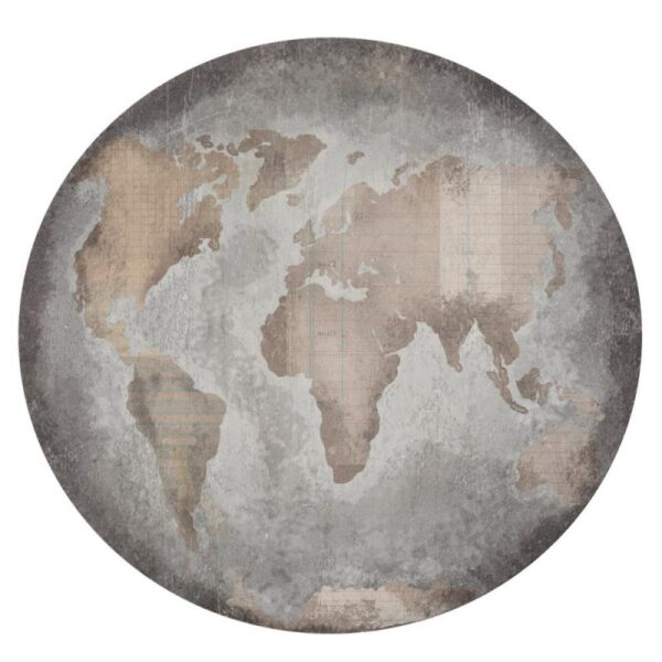 Documented - Die-Cut Paper - Globe