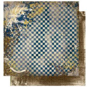 "Cambridge Collection - Chess 12"" X 12"""