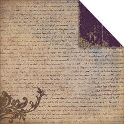 Fabscraps - Heritage - Script 3 - Corrugate