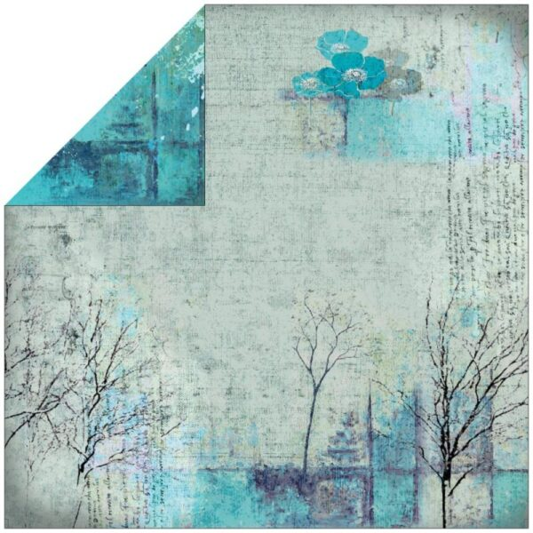 Fabscraps - Rustic - Trees