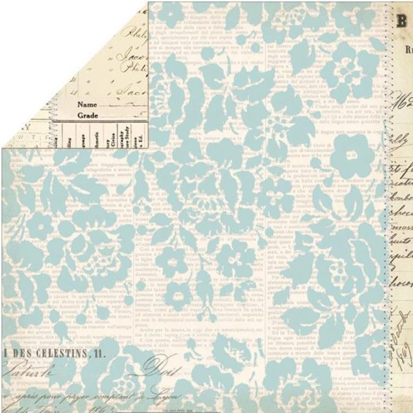Melissa Frances - Classic Elegance - Bits of Paper