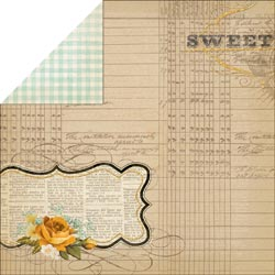 Lost & Found 2 - Sunshine Memories - Sweet Paper