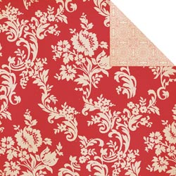Lost & Found 3 - Ruby - Red Floral