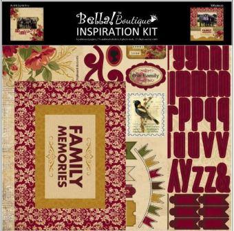 Bella! Boutique Family Inspiration Kit