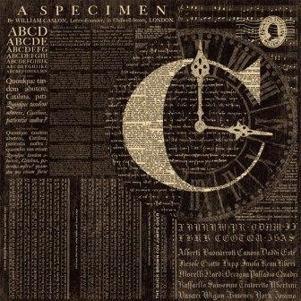 Graphic 45 - Communique - A Fine Specimen