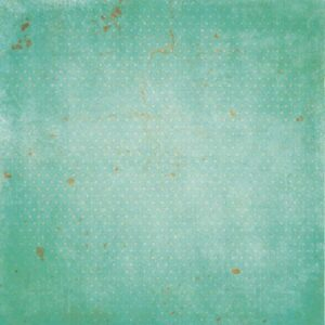 Bo Bunny - Vintage Double Dot - Island Mist