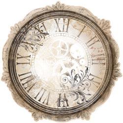 Timepiece Clockwork