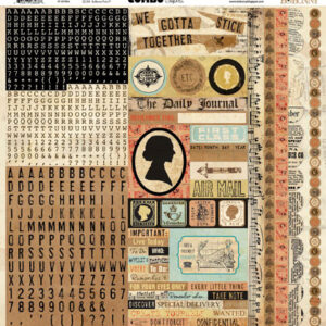 Et Cetera - Combo Stickers