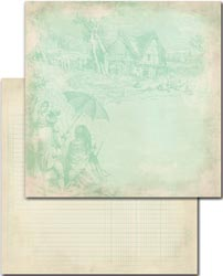 Glitz Designs - Beautiful Dreamer - Toile