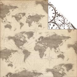 Timeless - World Map
