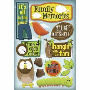 Kids Ancestry - Family Memories