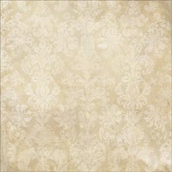 Melissa Frances - Attic Treasures - Kraft Damask