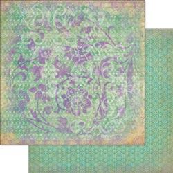 Le Jardin - Grove - 12 x 12 paper