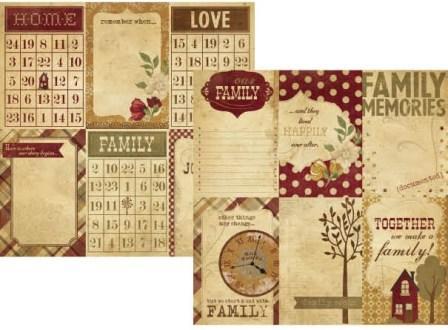 Generations - Elements - 4 x 6 - Vertical Journal