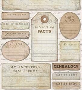 Ancestry - Journaling