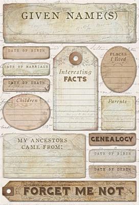 Ancestry - Journaling