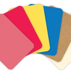 """Project Life - 4""""X6"""" Textured Cardstock - Kraft Edition"""