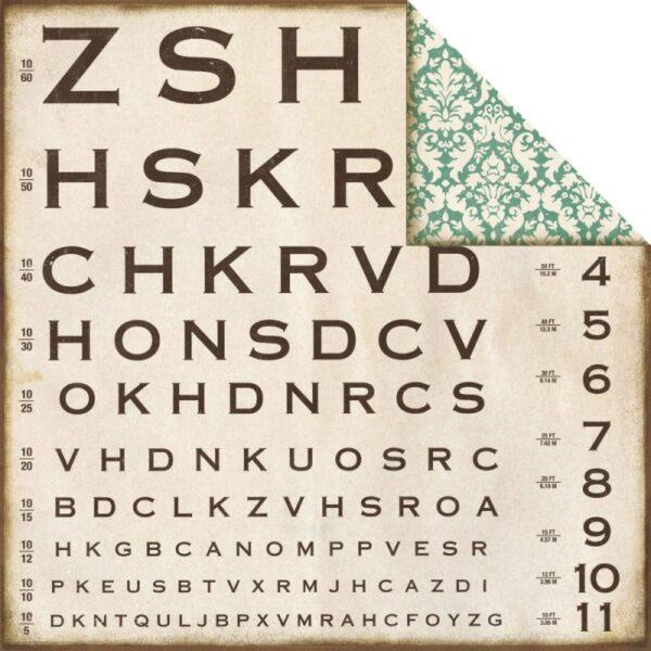 Reflections - Optical Chart