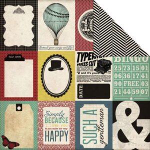 Echo Park - Times & Seasons 2 - Journaling Cards