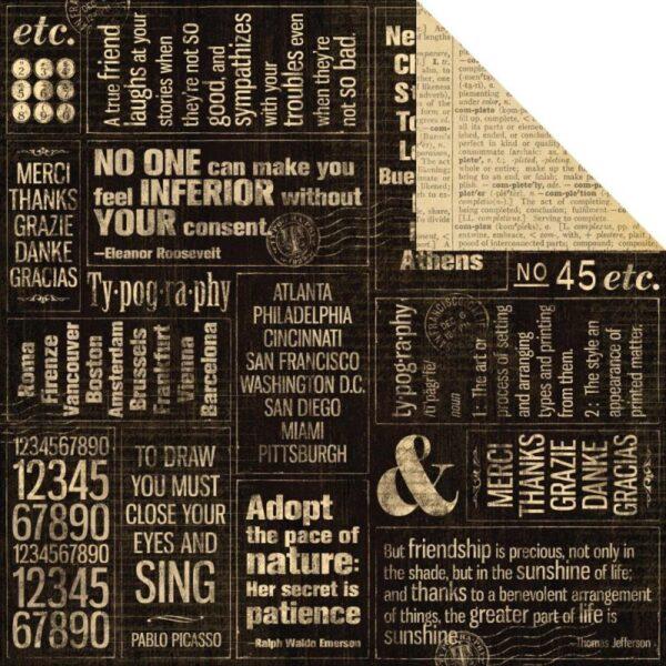 Typography - Journey