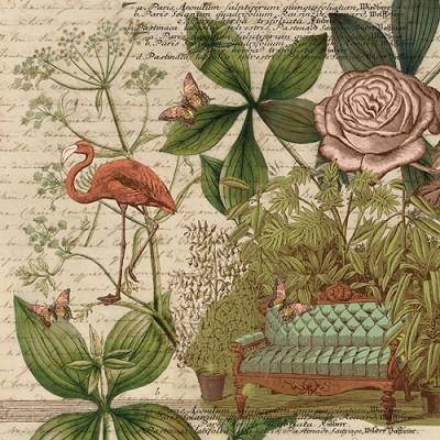 Engraved Garden - Sofa