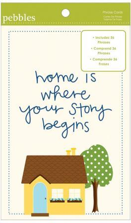 Family Ties - Journaling Cards - Quotes & Phrases