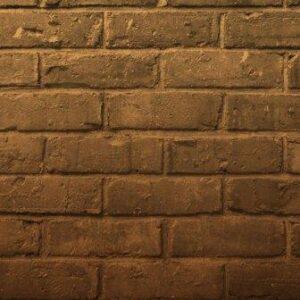 "Scrapbook Customs - New Orleans Brick - 12"" x 12"""